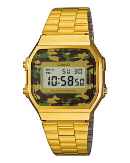 Reloj Casio Collection A168WEGC-3EF