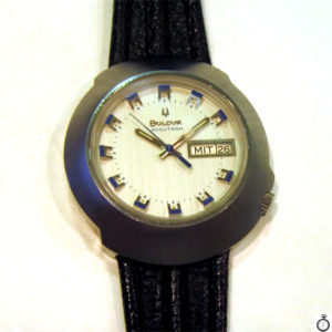 Reloj Bulova Accutron Sputnik Diapasón