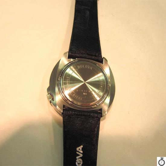 Reloj Bulova Accutron Sputnik Diapasón B
