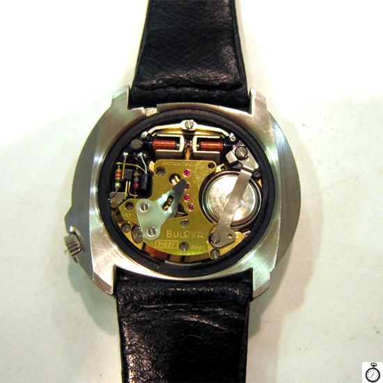 Reloj Bulova Accutron Sputnik Diapasón D