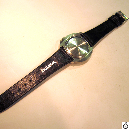 Reloj Bulova Accutron Sputnik Diapasón F