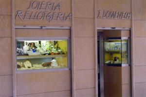 Relojería J. Doménech