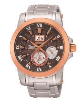 Reloj Seiko SNP128P1 Premier Novak Djokovic