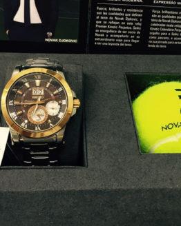 Reloj Seiko SNP128P1 Premier Novak Djokovic A