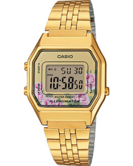 Reloj Casio LA680WEGA-4CEF Collection