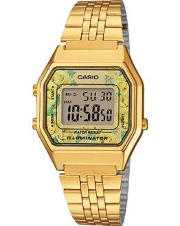 Reloj Casio LA680WEGA-9CEF dorado