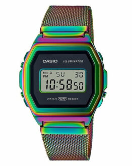 Reloj Casio A1000RBW-1ER Rainbow Series