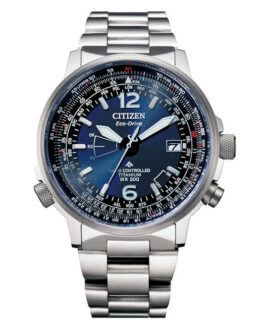 Reloj Citizen CB0230-81L Eco-Drive Pilot Titanium