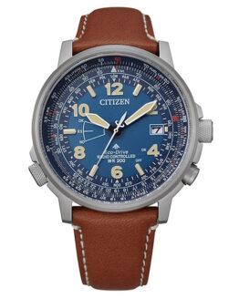 Reloj Citizen CB0240-11L Eco-Drive Pilot Acero