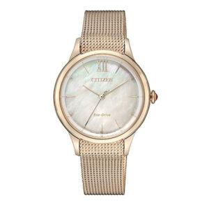 Reloj Citizen EM0813-86Y Eco-Drive cristal zafiro