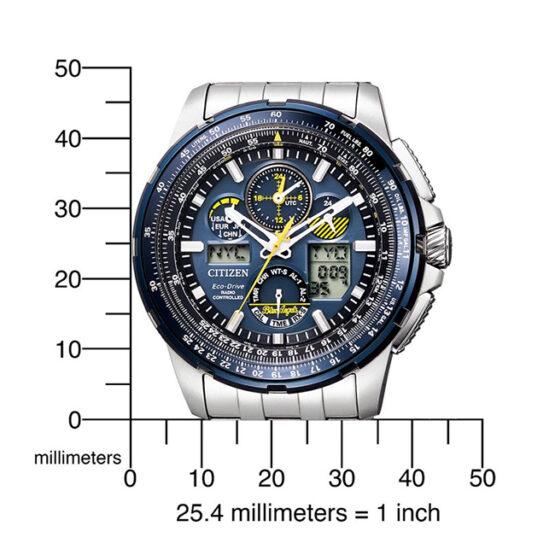 Reloj Citizen JY8058-50L Promaster Blue Angels 2