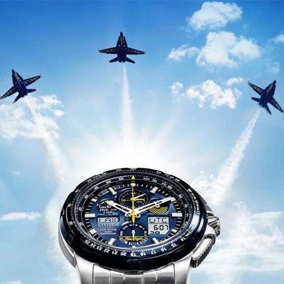 Reloj Citizen JY8058-50L Promaster Blue Angels 4