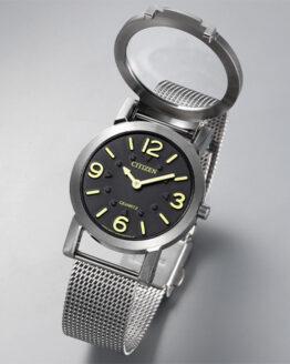 Reloj Citizen para invidentes 1