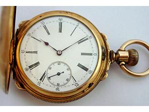 Relojes antiguos de bolsillo